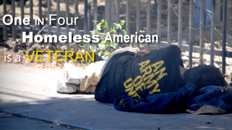 Housing Homeless Vets
